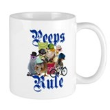 PEEPS RULE Small Mug
