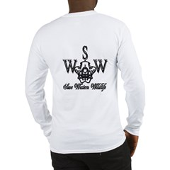 Save Western Wildlife Long Sleeve T-Shirt