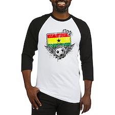 Soccer Fan Ghana Baseball Jersey