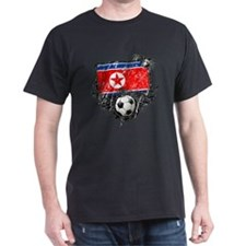 Soccer Fan North Korea T-Shirt