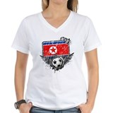 Soccer Fan North Korea Shirt