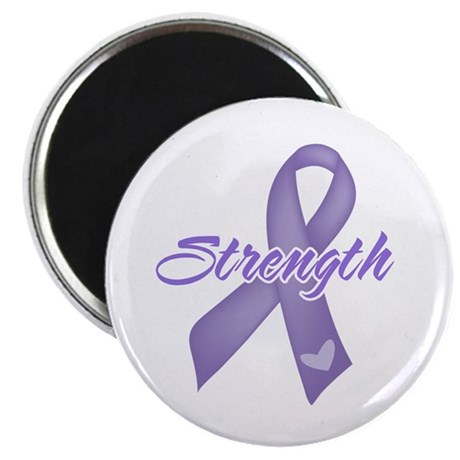Strength Hodgkins Lymphoma Magnet