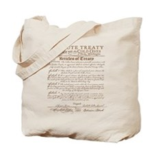 Twilight Cullen Treaty Tote Bag
