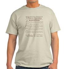 Twilight Cullen Treaty Light T-Shirt