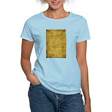 Twilight Cullen Treaty Women's Light T-Shirt