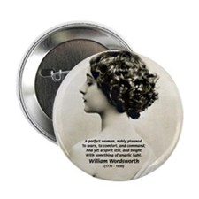 "Wordsworth Vintage Erotica 2.25"" Button (100 pack)"