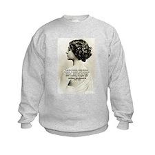 Wordsworth Vintage Erotica Kids Sweatshirt