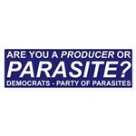 Are You a Producer or Parasite? (Bumper 50 pk)