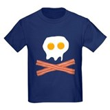 Eggs Bacon Skull T