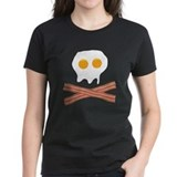 Eggs Bacon Skull Tee