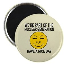 Nuclear Generation Magnet
