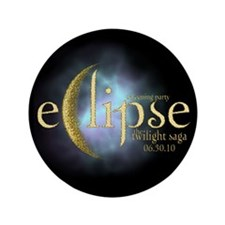 "Twilight Saga Eclipse by UTeezSF.com 3.5"" Button"