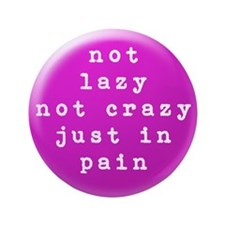 "PAIN DESIGNS 3.5"" Button"
