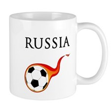 South Africa Soccer Mug