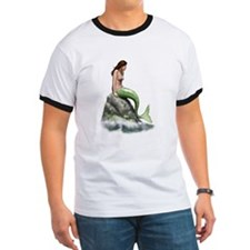 Pensive Mermaid T