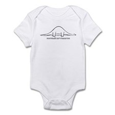 Funny Statistics Infant Bodysuit