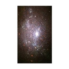 Star Cluster Rectangle Decal