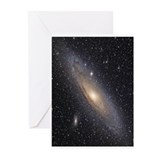 Andromeda Galaxy Greeting Cards (Pk of 10)