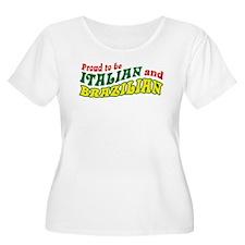 Italian and Brazilian T-Shirt