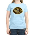 Salt Lake County Sheriff Women's Light T-Shirt