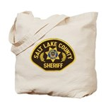 Salt Lake County Sheriff Tote Bag
