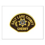Salt Lake County Sheriff Small Poster