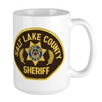 Salt Lake County Sheriff Large Mug