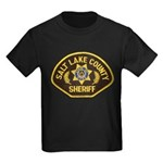 Salt Lake County Sheriff Kids Dark T-Shirt