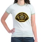 Salt Lake County Sheriff Jr. Ringer T-Shirt