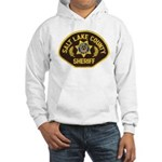 Salt Lake County Sheriff Hooded Sweatshirt