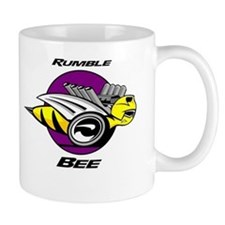 Rumble Bee Coffee Mug
