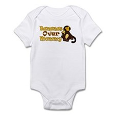 Bananas Over Mommy Infant Bodysuit