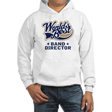 Tan Worlds Best Band Director Hoodie