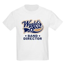 Tan Worlds Best Band Director T-Shirt