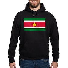 Suriname Flag Hoodie