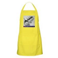 TV picture tubes BBQ Apron