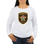 Polk County Sheriff Women's Long Sleeve T-Shirt
