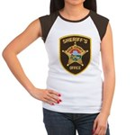 Polk County Sheriff Women's Cap Sleeve T-Shirt