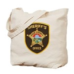 Polk County Sheriff Tote Bag