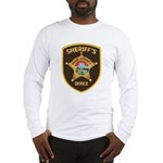 Polk County Sheriff Long Sleeve T-Shirt