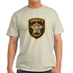 Polk County Sheriff Light T-Shirt