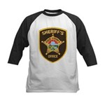 Polk County Sheriff Kids Baseball Jersey