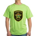 Polk County Sheriff Green T-Shirt
