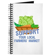 Farmers Market Journal