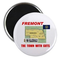 WAY TO GO FREMONT - Magnet