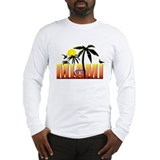 Miami Long Sleeve T-Shirt