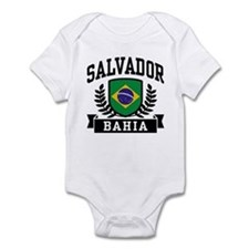 Salvador Bahia Brazil Infant Bodysuit