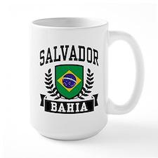 Salvador Bahia Brazil Mug