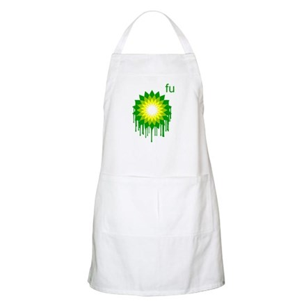 Fuck You BP Apron