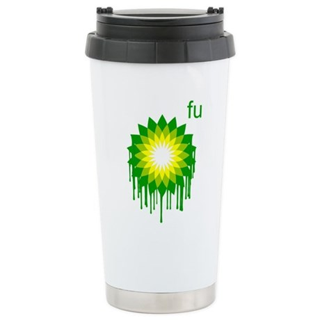 Fuck You BP Ceramic Travel Mug